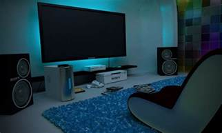 gaming rooms room interior design and decoration
