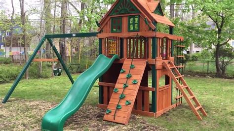 Backyard Discovery Reno Gorilla Playsets Mountaineer Oxford Playset Parkview