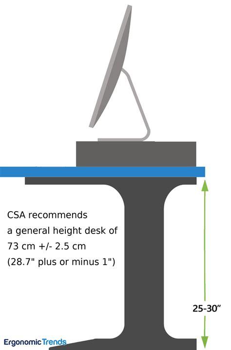 average computer desk height average desk height inches hostgarcia
