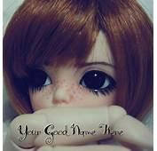 Sad Doll Pic