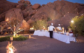 Sossusvlei Lodge, Namibia   Luxury accommodation at the
