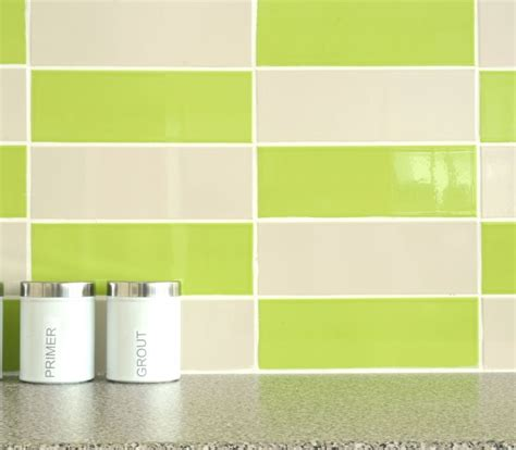 Backsplash Peel And Stick Plaquetas Verde Amp Coco Kitchen Wall Tiles