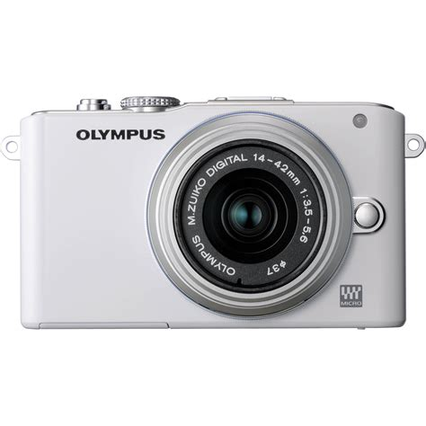 Olympus Pen F Mirrorless Micro Four Thirds Digital Only olympus e pl5 replacement for olympus e pl3 b h photo