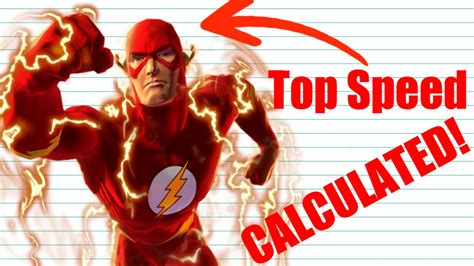 how fast is a how fast is the flash