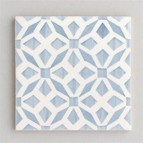 blue patterned kitchen tiles aveiro patterned tiles from everett and blue