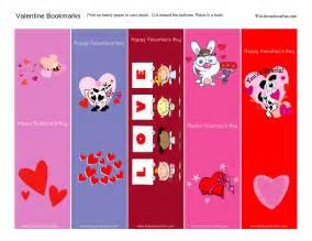 printable bookmarks valentine s day valentine s day printables archives kidscanhavefun blog