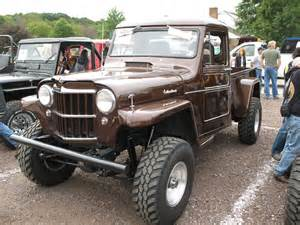 1962 Jeep Willys Truck 1962 Jeep Willy S Truck Back To Willy