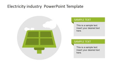 powerpoint layout generator solar panel clipart electricity generator slidemodel