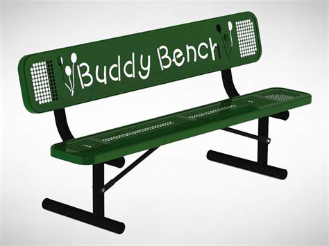 the buddy bench buddy bench