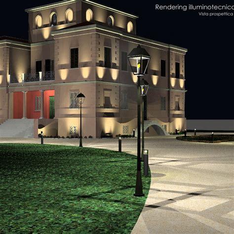 illuminazione palazzi storici illuminazione edifici storici villa mattioli diflumeri