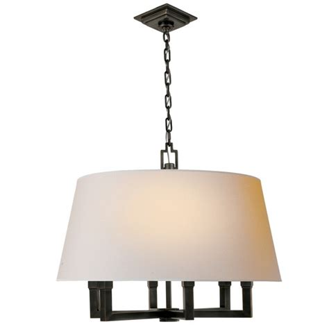 black square l shade gold square shade chandelier