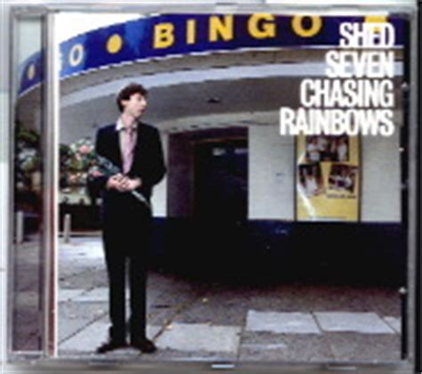 Chasing Rainbows Shed Seven by Matt S Cd Singles Shed Seven