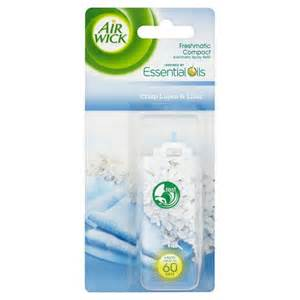 Air Wick Freshmatic Mini Air Freshener Refill Airwick Air Freshener Mini Fresh Matic Refill Linen And