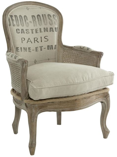 Occassional Chairs by Country Grain Sack Burlap Occasional Chair Kathy Kuo Home