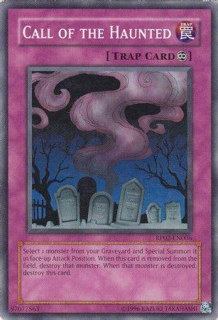 Yugioh Call Of The Haunted Original call of the haunted rp02 en006 common retro pack 2 rp02 yugioh