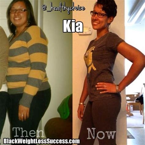 Kia Weight Loss Update Kia Went From A Size 16 To A Size 4 Black Weight