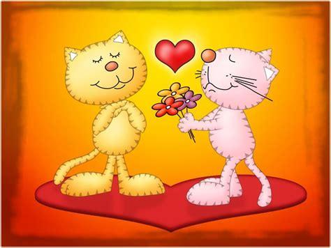 imagenes niños en caricaturas hermosos dibujos de gatos de amor dibujos de gatos