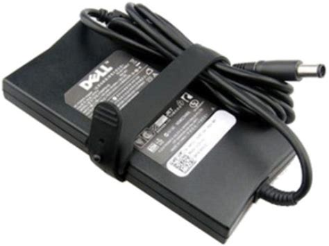Charger Dell 19v334a Pinhexagon Original 1 dell 130w adapter without power cord dell flipkart