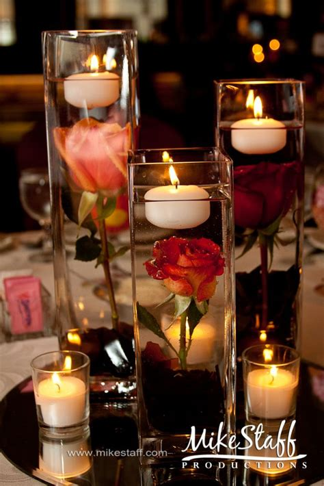 wedding reception with candles 17 images about candle wedding centerpieces on