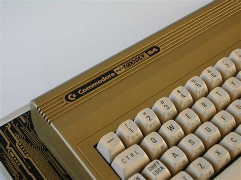 Commodore Info Page   Computer: Commodore C64   Gold