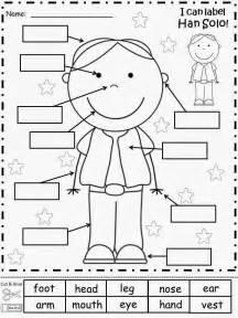 25 best ideas about body parts preschool on pinterest