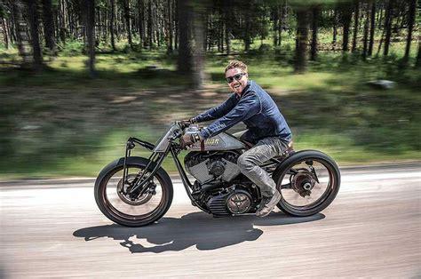 Comstir Race Kit Yamaha Rx King Original rsd custom indian quot track chief quot king of fuel