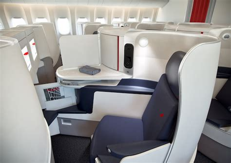 air france unveils  business class product  mile   time
