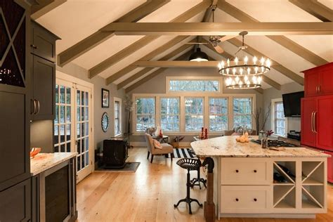 Kitchen Next To Living Room by Open Concept Kitchen Living Room Dining Room Beautiful