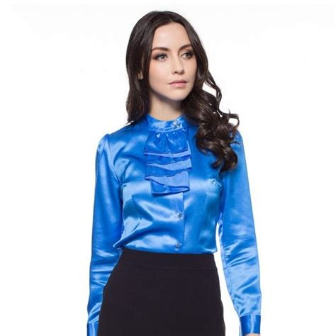 Baju Blouse Blus Royal Satin 28 best silk blouses images on blouses for silk blouses and mulberry silk