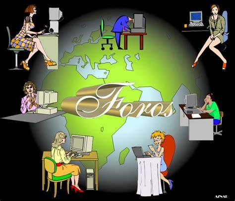 imagenes reales y virtuales definicion foros virtuales definici 243 n y prop 243 sito de los foros