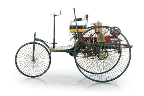 first mercedes benz 1886 benz patent motorwagen wikiwand