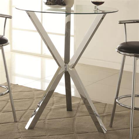 bar units  bar tables  pub table  glass top