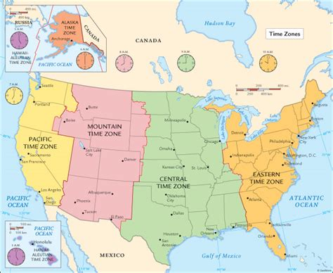 printable united states map with time zones and state names united states time zones map printable images