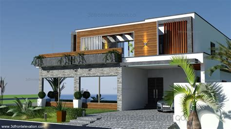 3d front elevation home remodeling and renovation of