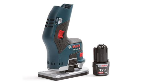 tool review bosch gkfv   volt max palm edge router