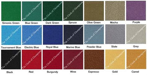 bulk simonis billiard cloth for sale