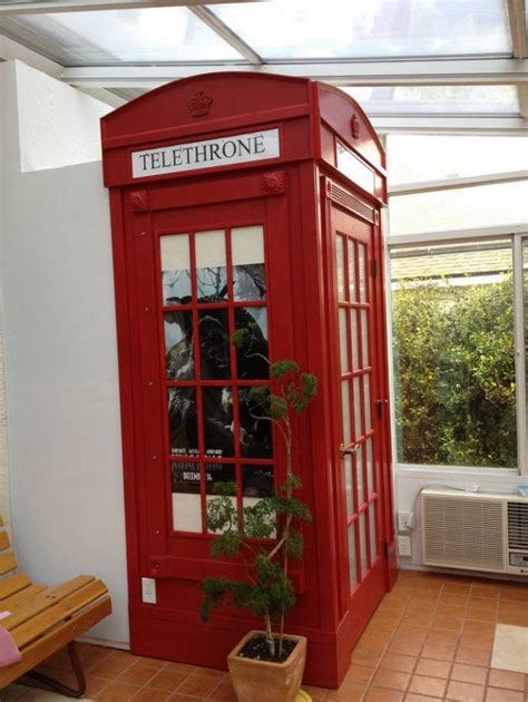superior Front Door Paint Ideas #4: themed-london-booth-orlando-650x865.jpg