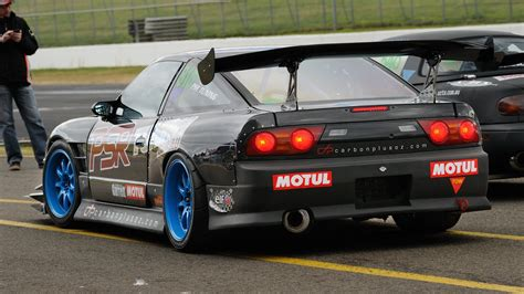 nissan 180sx time attack nissan 180sx s13 youtube