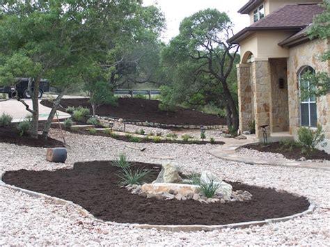 Landscape Ideas For Villas Rock Landscape Design Interior Decorating Accessories