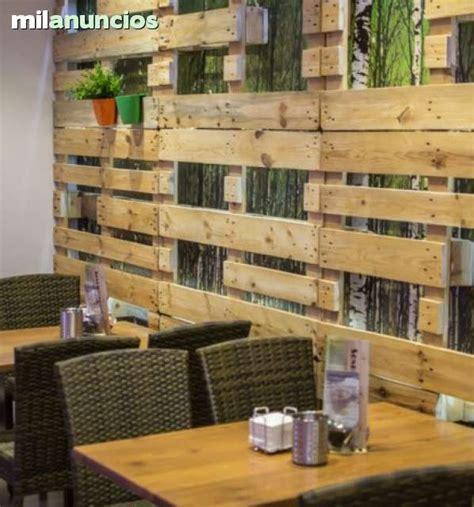 decoracion con palets de madera c 243 mo decorar con cajas y pal 233 s de madera reformas malaga