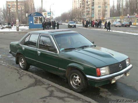 opel rekord 1980 автобазар продам opel rekord 2 0 1980 киевская область