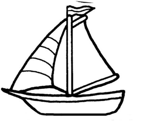 cartoon boat easy to draw how to draw a cartoon boat step silly sails in 2019