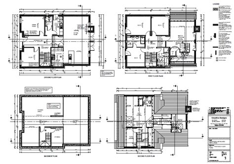 detailed house plans architectural design practice