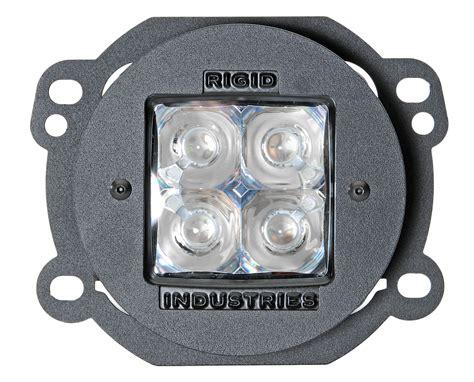 rigid industries fog lights rigid industries 40138 fog light mount kit for 07 17 jeep