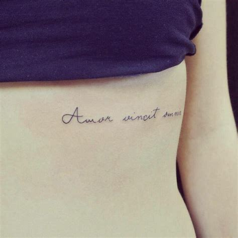 amor vincit omnia tattoo designs vincit omnia tattoos i d get fonts