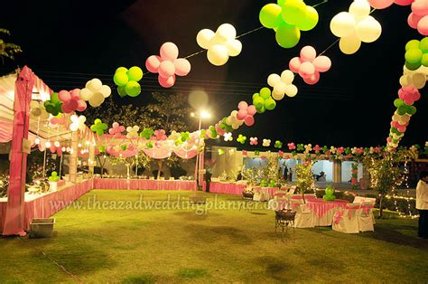 birthday party arrangements amp balloon decoration in