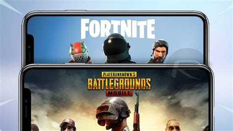 fortnite vs pubg mobile pubg mobile vs fortnite mobile vs pc counterparts