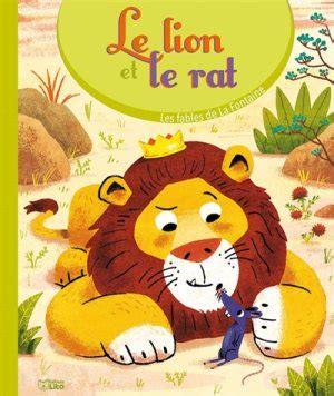 film le lion et le rat le lion et le rat jean de la fontaine livres laprocure com
