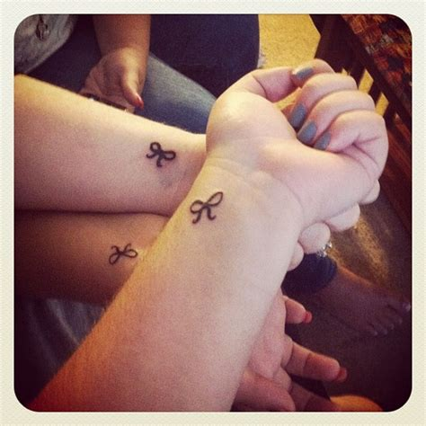 cute small best friend tattoos friendship representing being quot quot together
