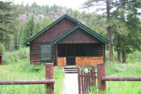Big Creek Cabins facility details big creek cabin mt recreation gov